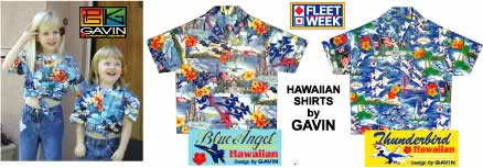 Gavin Hawaiian Designs